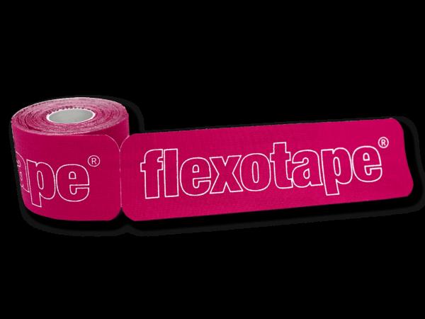 Pre-Cut 17,5 cm, flexotape®, pink